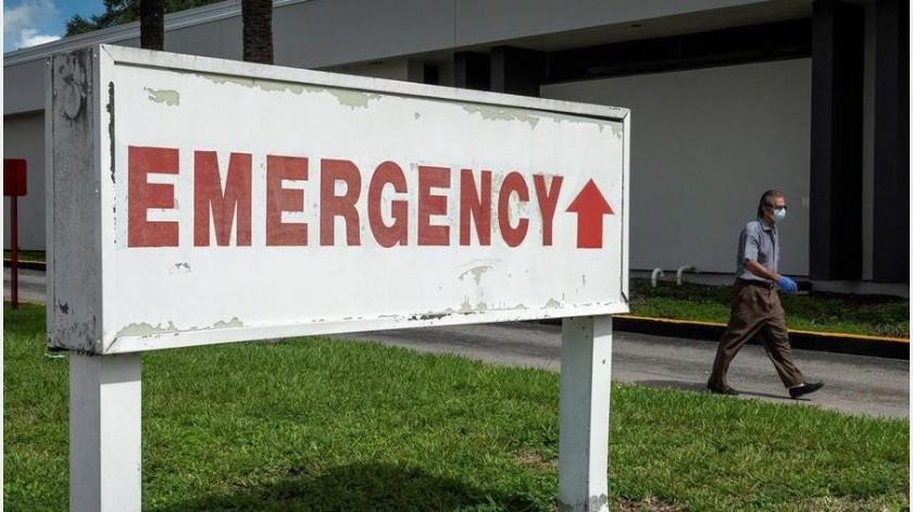 Arizona documentó este martes un nuevo récord de casos confirmados por Covid-19 al dar a conocer este día de 4 mil 682 nuevas personas infectadas y 44 muertes.(EFE)
