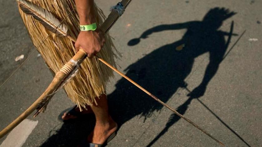 """Coronavirus: Indígenas piden a la Corte de Brasil medidas para evitar """"genocidio por el virus""""(EFE)"""