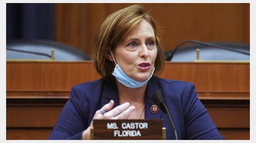 Los demócratas en la Cámara de Representantes de Estados Unidos revelaron el martes un plan para combatir el cambio climático, el cual fijaría una meta de cero emisiones netas de gases de efecto invernadero para 2050(AP)
