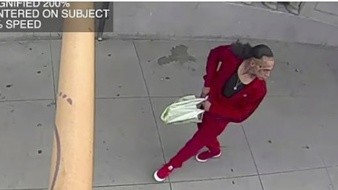 Las autoridades dieron a conocer el video del incidente.