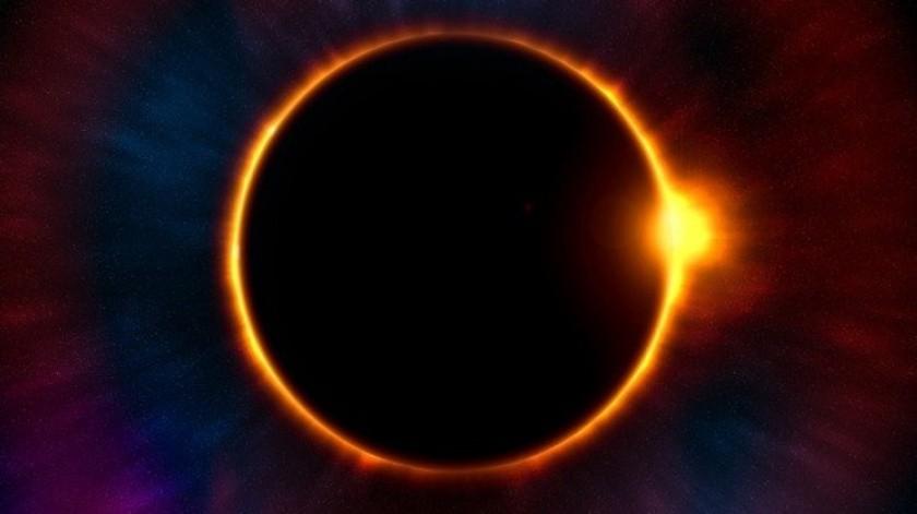Habra el 5 de julio un eclipse lunar penumbral(Tomada de la Red)