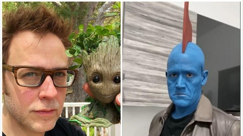 James Gunn reacciona al TikTok de Luis Hernández(Tomada de la red)