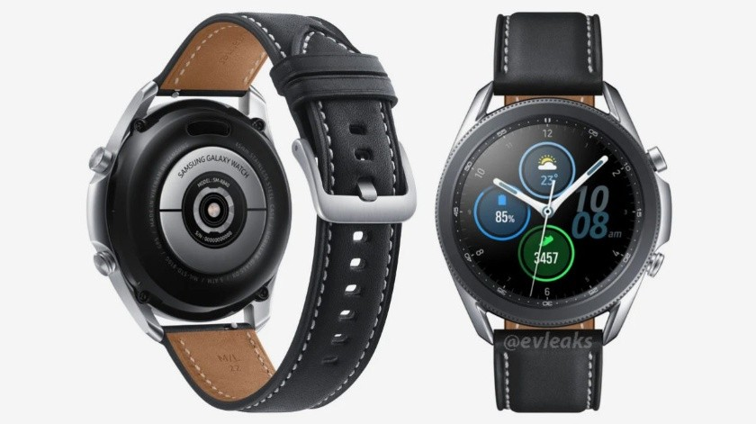 Filtran fotos del Samsung Galaxy Watch3
