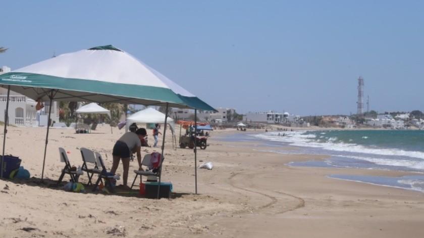 Reforzarán vigilancia en playas de Bahía de Kino(GH)