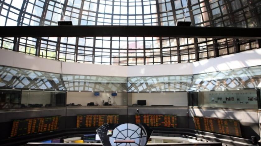 Bolsa mexicana pierde 0,14 % en una jornada que anticipa festivo en EU(GH)