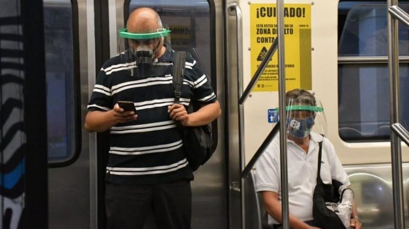 Metro de CDMX registra 18 trabajadores fallecidos por Covid-19 y 400 casos confirmados(Twitter @MetroCDMX)