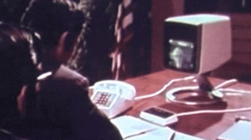 VIDEO: La primera videollamada cumple 50 años