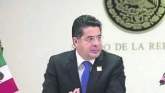 Da positivo a Covid-19 subsecretario de Gobernación, Rabindranath Salazar