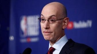 Comisionado de la NBA no descarta una nueva postergación de la temporada 2019-20