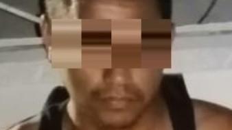 Detienen a individuo por robo en bodega de licores en Hermosillo