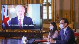 Johnson, presionado para evitar un Brexit sin acuerdo y lograr puentes aéreos