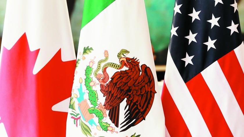 Fueron largas las negociaciones entre representantes de las tres naciones.