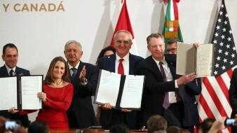 Gobierno de México ve el T-MEC como