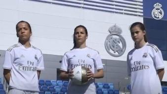 Real Madrid anuncia creación de su equipo femenil
