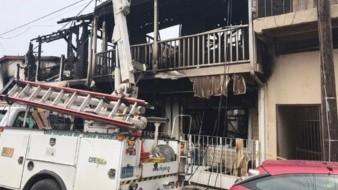 Se incendian cinco viviendas en Playas de Tijuana
