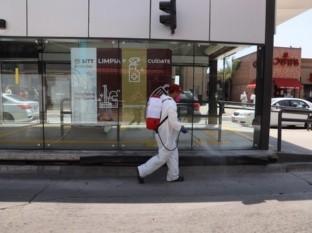 Realizan limpieza en avenida Revolución de Tijuana