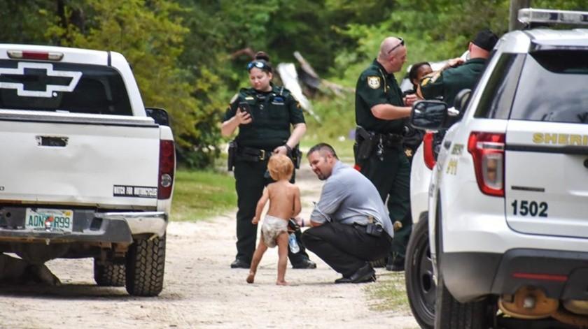 Marshal Butler, un niño autista no comunicativo, se alejó de la casa de su familia enjunio en Ponce de León, Florida, lo que provocó una búsqueda en el vecindario.