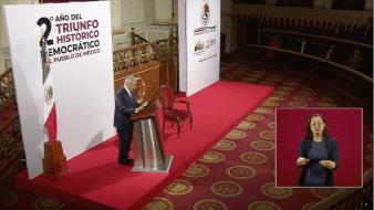 Las claves en el informe de AMLO a dos años del triunfo electoral