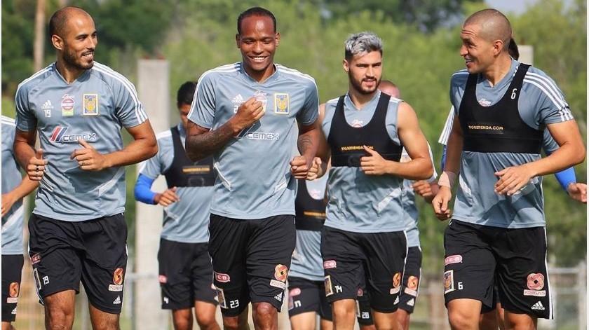 Para saldra el adeudo de tres millones, Cruzeiro hubiera ofrecido canterano a Tigres(Instagram @clubtigresoficial)