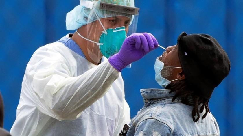 Arizona registra nuevo récord de contagios Covid-19 con 4 mil 878 en un día(EFE)