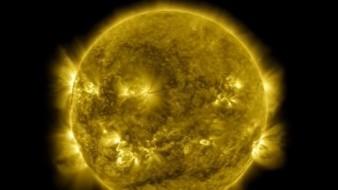 Una década del Sol en un timelapse de 425 millones de imágenes