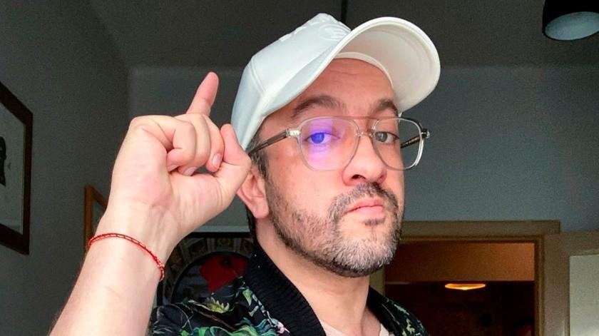 Chumel Torres y su meme de Intocable
