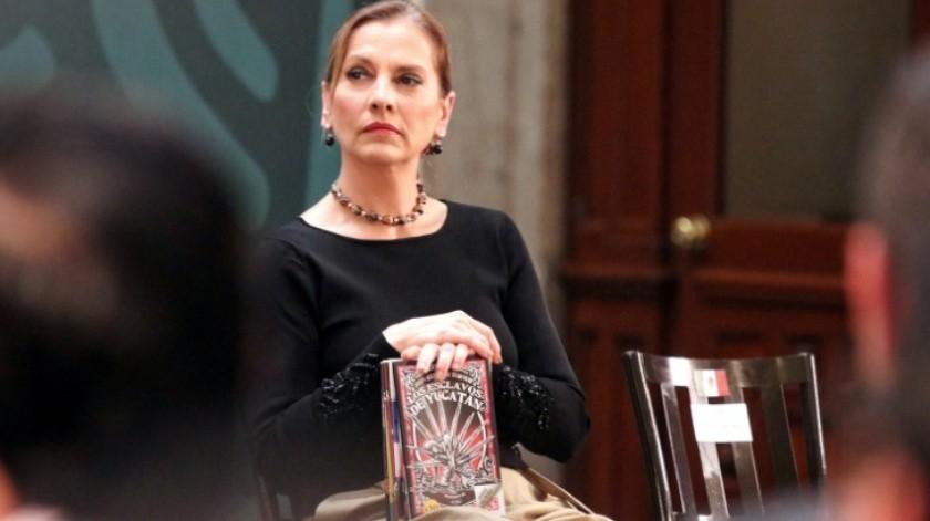 Senadores del PAN acusan de arrogante a Beatriz Gutiérrez tras respuesta sobre niños con cáncer(GH)