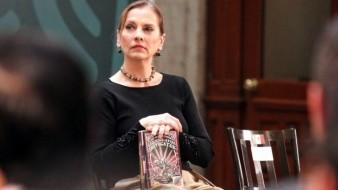 Senadores del PAN acusan de arrogante a Beatriz Gutiérrez tras respuesta sobre niños con cáncer
