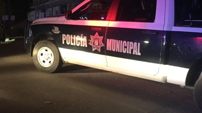 Individuo es detenido por conducción temeraria tras chocar contra una patrulla en Hermosillo(Archivo GH)