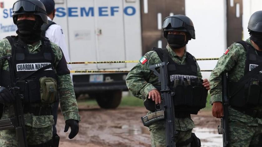 Masacre en Irapuato, el crimen con más víctimas del país en 2020 se dio en un anexo(EFE)