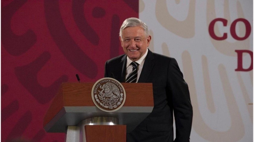 El mandatario fue cuestionado sobre si aprovechará otros tratados que México tiene con otras regiones del mundo.(Gobierno de México)