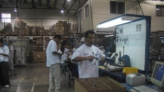 Sube confianza empresarial de sector manufacturero: Inegi