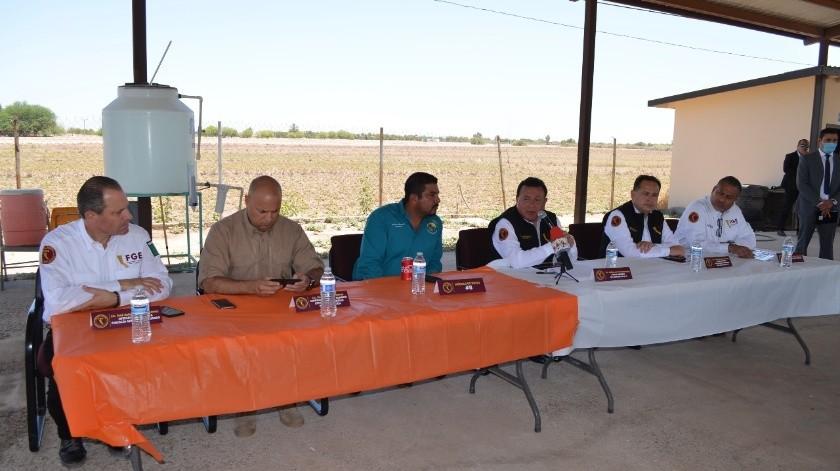 Darán mayor combate a delitos en la zona rural(Cortesía)