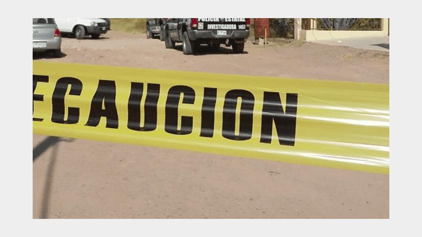 La agresión armada alertó a los vecinos, quienes solicitaron apoyo de las corporaciones policiales al escuchar las detonaciones de arma de fuego.(Especial)