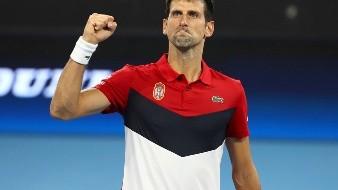 Novak Djokovic, ATP Cup 2020