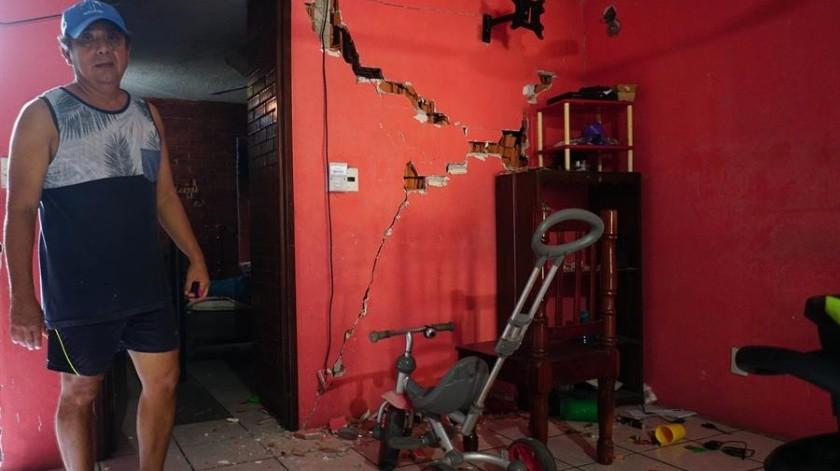 Oaxaca: Emiten por sismo declaratoria de desastre en 157 municipios(EFE)