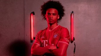 Leroy Sané ya es jugador del Bayern Munich