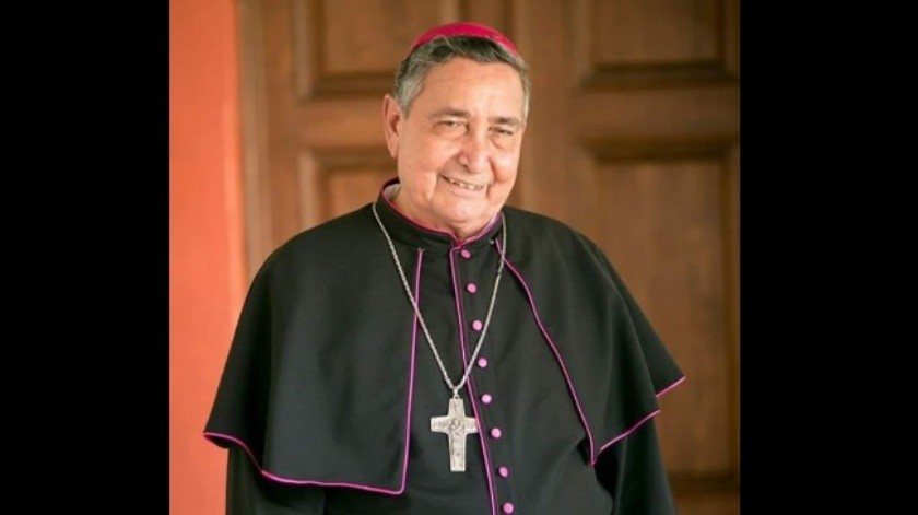Fallece obispo Teodoro Enrique Pino Miranda(Especial)