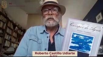Roberto Castillo Udiarte ha escrito poesía, crónica, además se ha desempeñado como docente en instituciones educativas.
