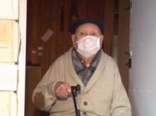 Cumple102 años y explica sus secretos para llegar con salud a su edad