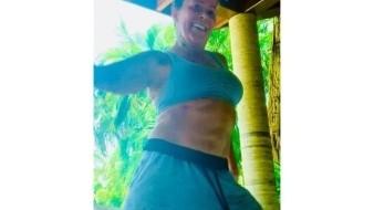 Alejandra Guzmán se echa un bailecito al ritmo de reggaetón