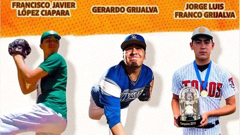 Naranjeros de Hermosillo anuncia sus primeras firmas de la temporada 2020-21(Facebook/ClubNaranjeros)