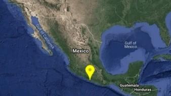 Sismo magnitud 4.6 sacude Coyuca de Benítez, Guerrero