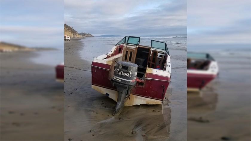 Arresta CBP a 15 que desembarcaron en playa de San Diego