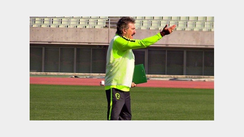"""La Volpe confía en el """"Piojo"""" Herrera y asegura que si está listo para partir a Europa(Instagram @RicardoLaVolpeG)"""