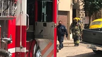 Adulto mayor resulta ileso tras incendio en su casa de la colonia Sierra Bonita