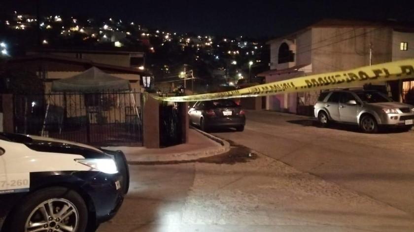 El triple homicidio ocurrió en la colonia Rincón Dorado.