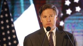 Embajador Landau celebra con festejo virtual Independencia de EU