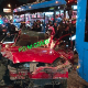 Mueren hombres al impactar su auto en Plaza Garibaldi de la CDMX