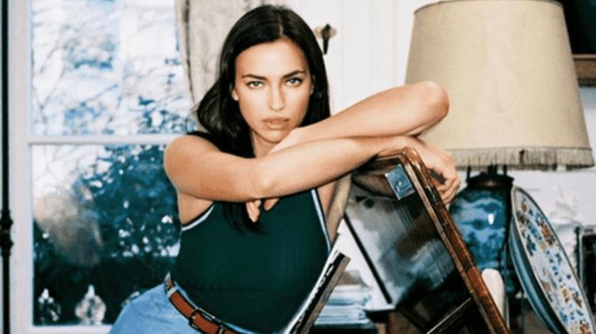 Irina Shayk sorprendió a sus seguidores con provocativas imágenes.(Instagram/Irina Shayk)
